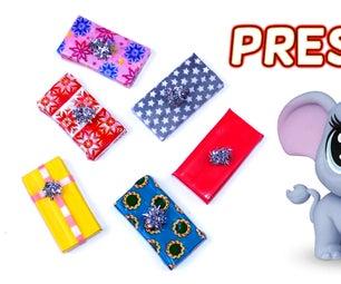 Diy Miniature Presents Gifts