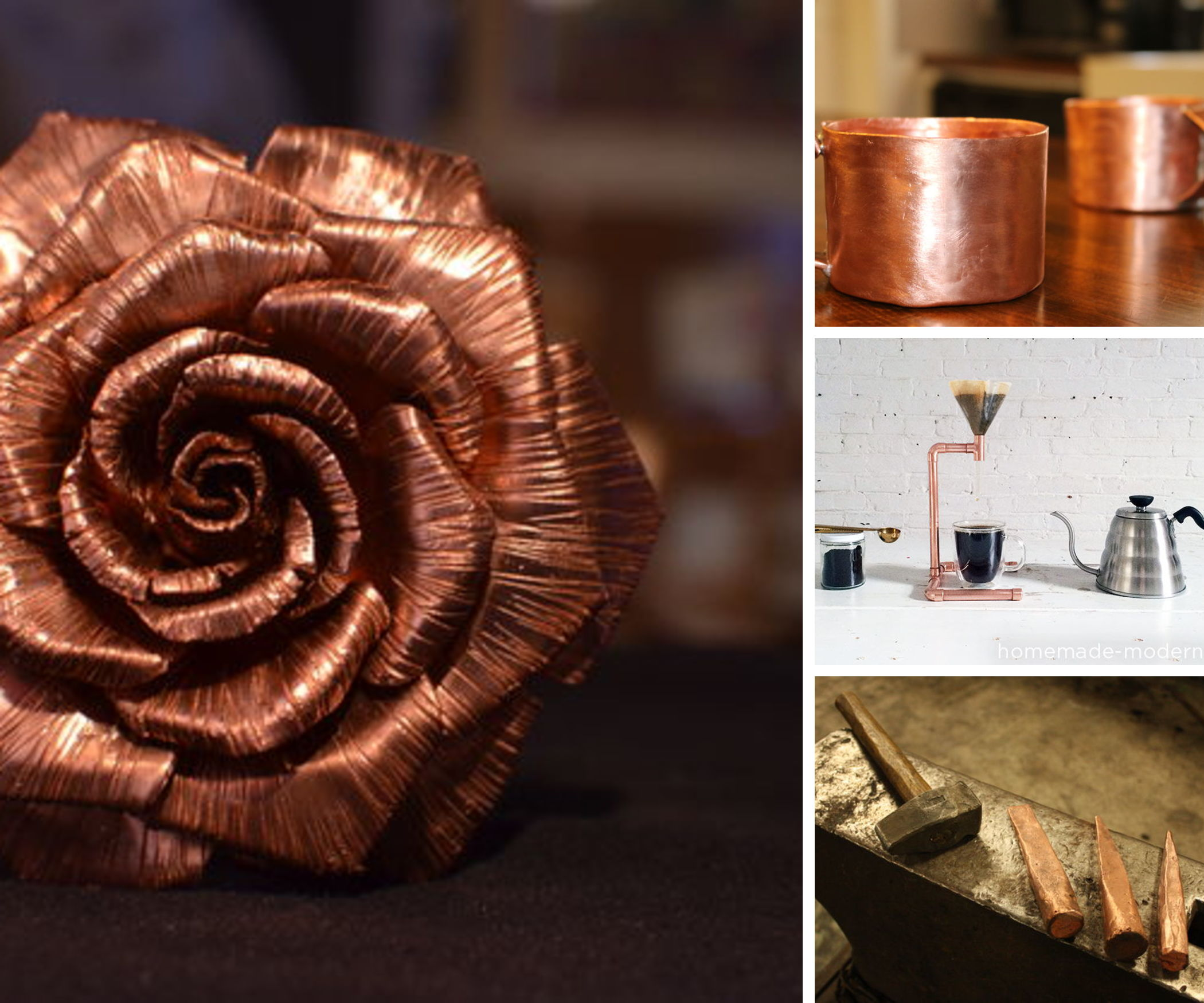 17 Bright & Shiny Copper Projects