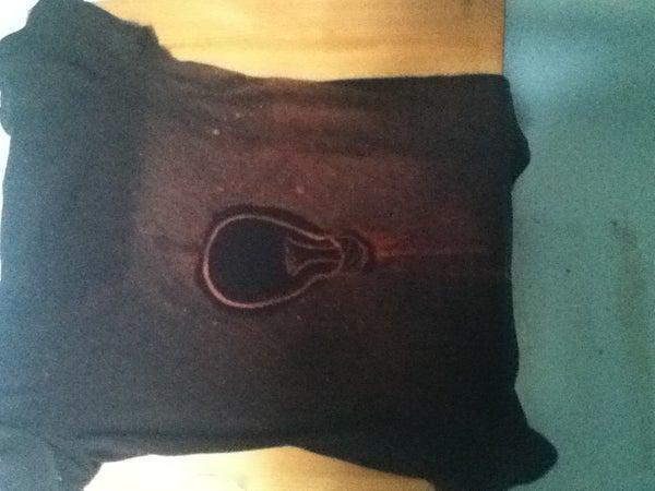 Bleaching T-Shirts