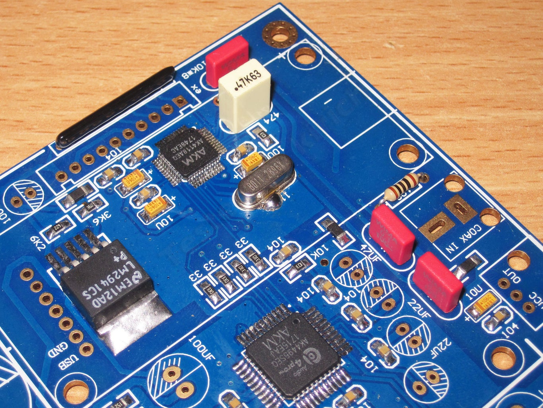Component Installation Part 1