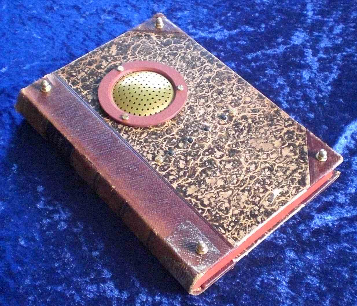 Steampunked-Talking-Book