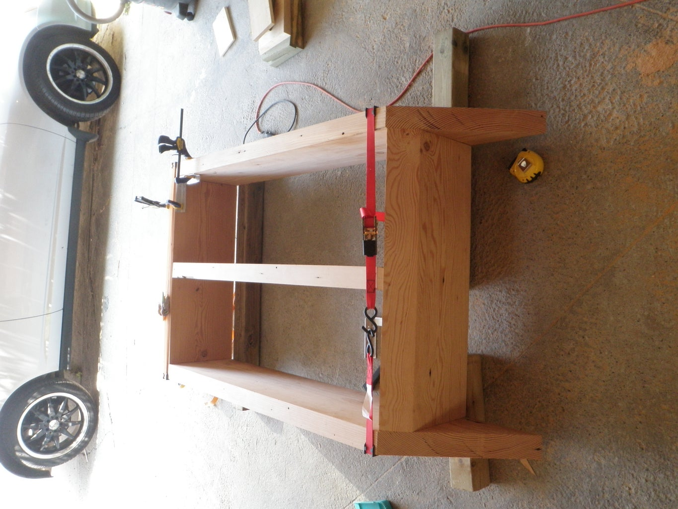 Building the DJ Booth Section
