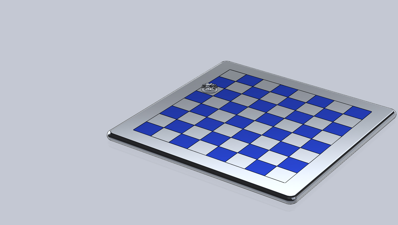 Customizable Checker Board