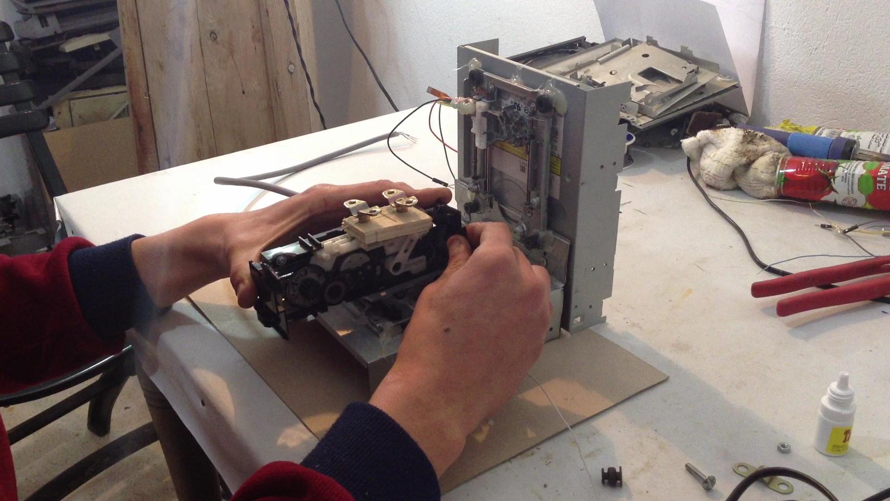 Assembling the Plotter
