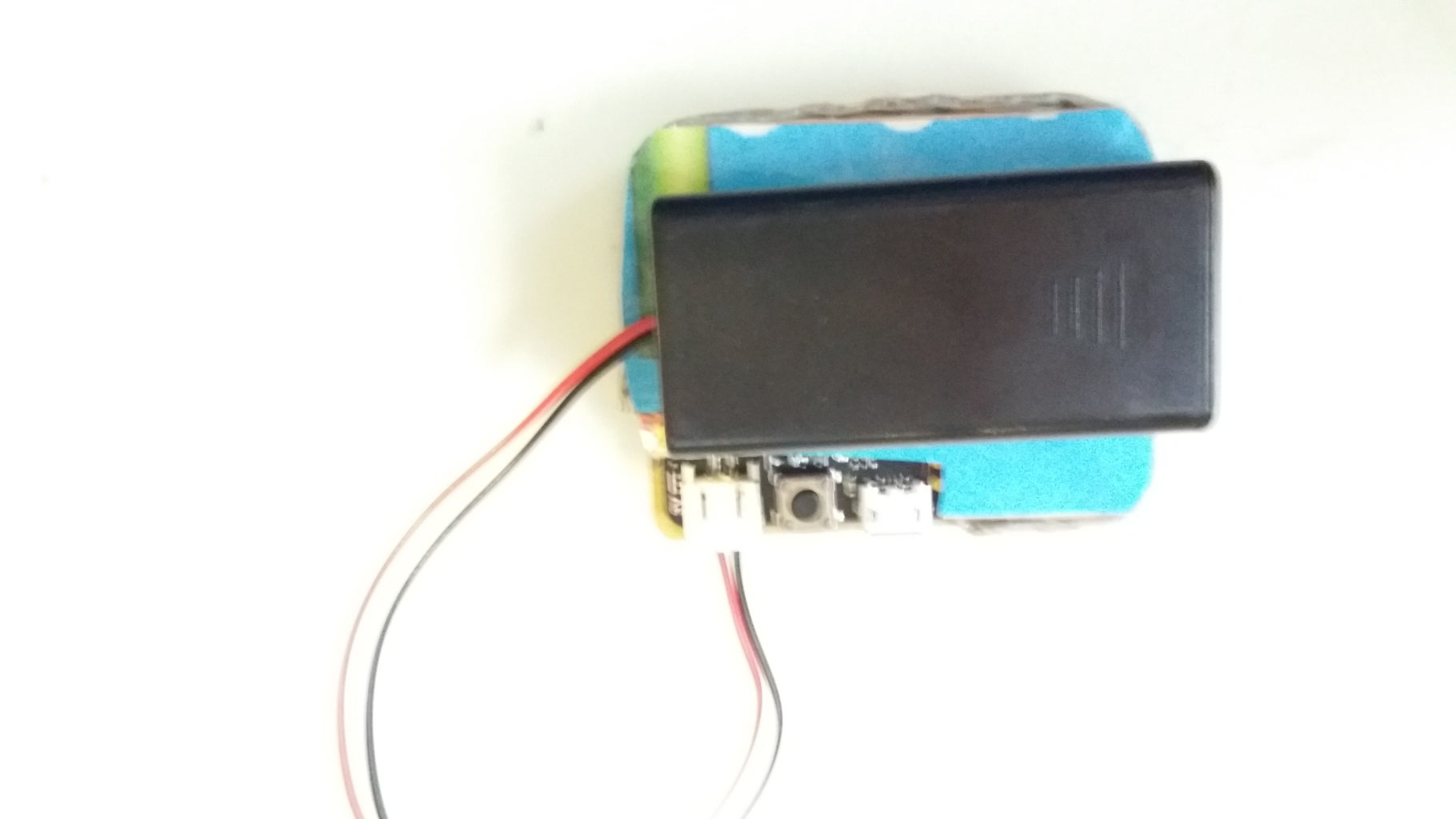 BBC Microbit Flappy Bird Game and Case