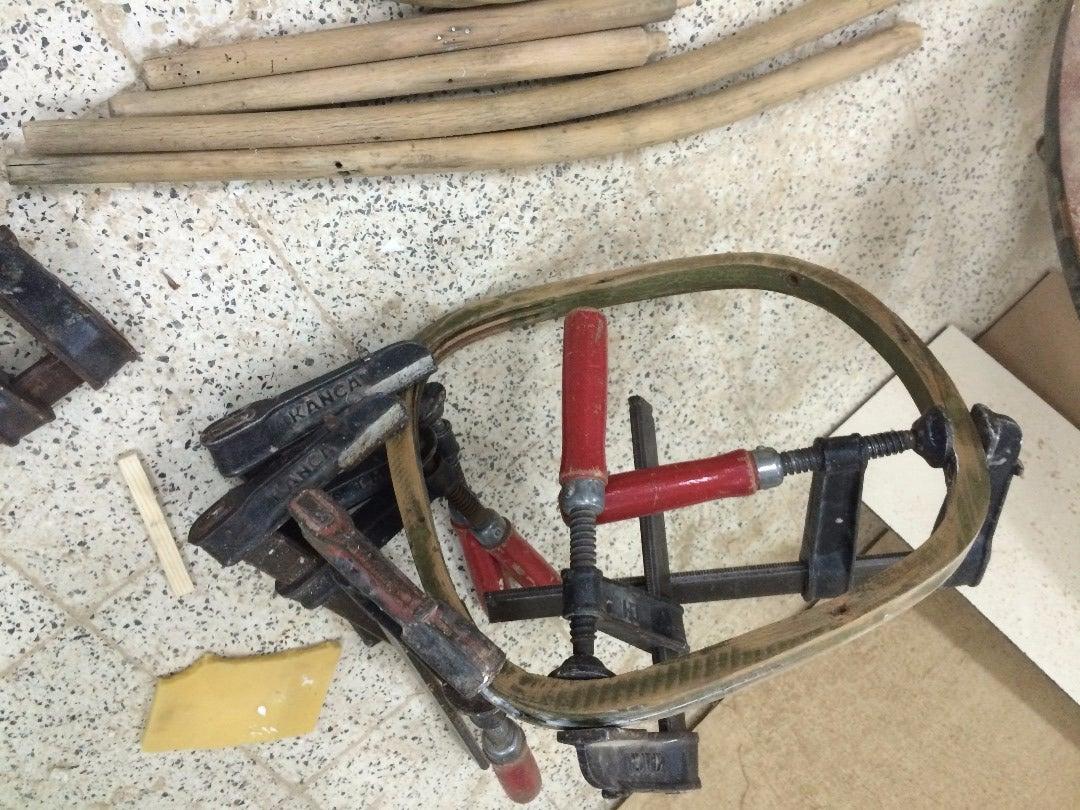 Repairing Damage to Chair Parts Taken