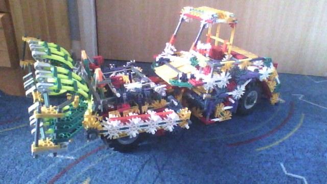 knex bulldozer (instructions)