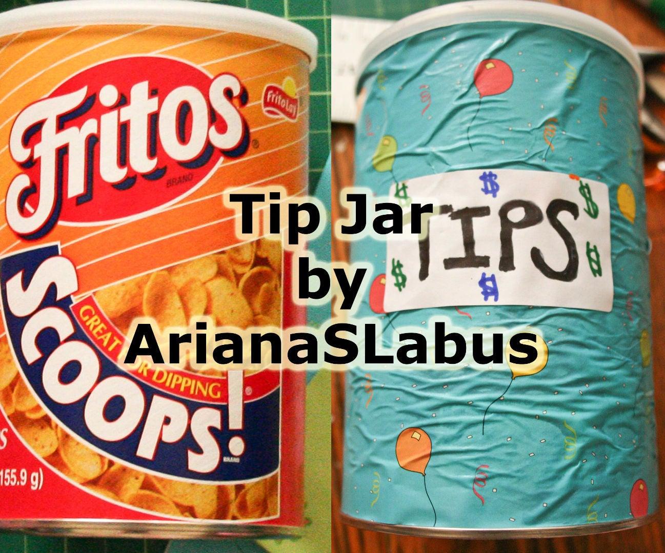 Diy Tip Jar 7 Steps Instructables