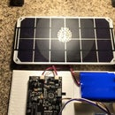Build a Solar Powered ESP8266