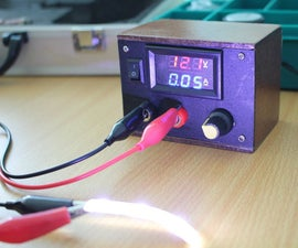Mini Variable Power Supply