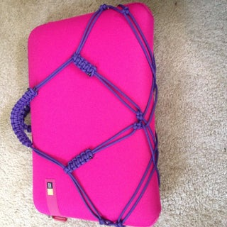 Paracord Laptop Harness