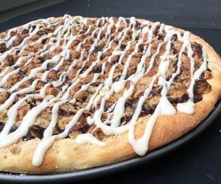 Cookie Dough Dessert Pizza