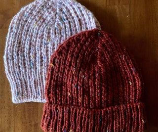 Cozy Chunky Knitted Hat