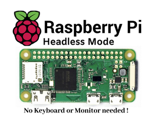Control Raspberry Pi Without Monitor.