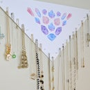 DIY Affordable Necklace Holder