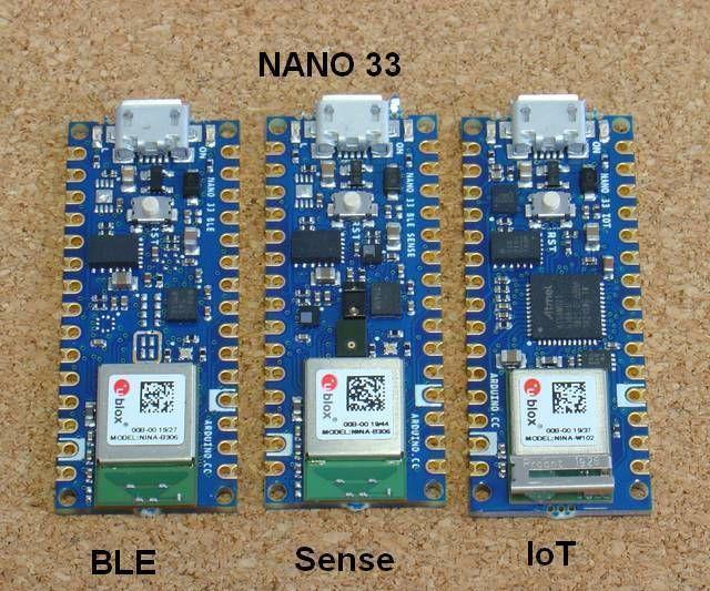 Arduino NANO 33 Made Easy BLE, Sense and IoT