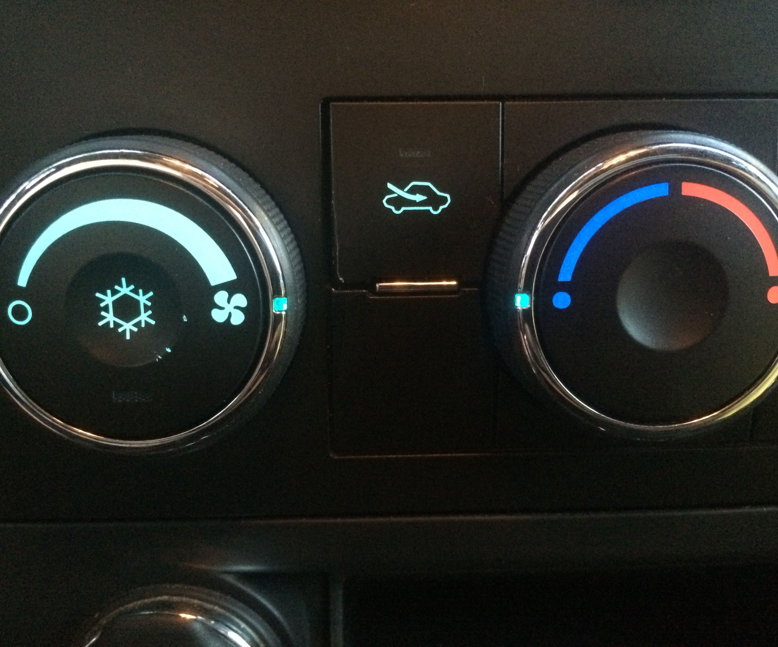 Recharge your vehicle A/C