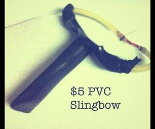 PVC SlingBow for $5