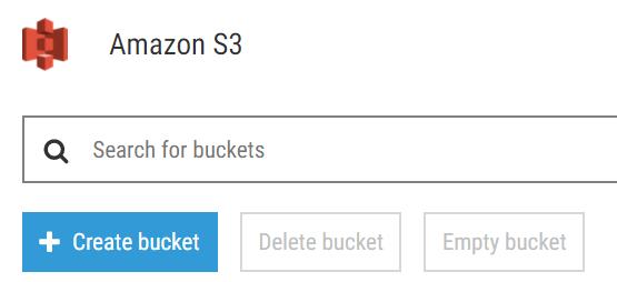 Set Up AWS S3 Bucket