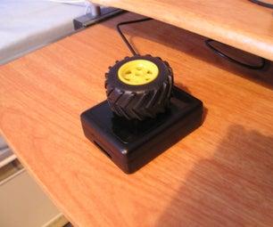 Desktop Scroll Wheel and Volume Control!