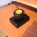 Scroll wheel (Griffin Powermate copy)