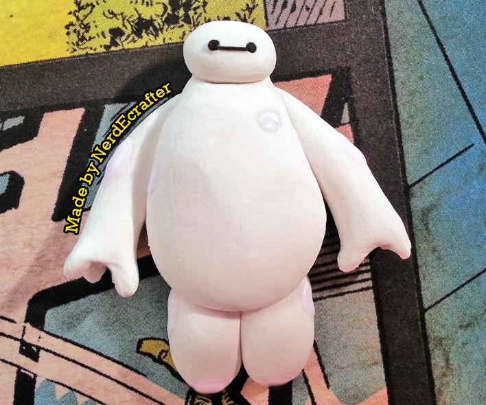 DIY Disney's Baymax Big Hero 6