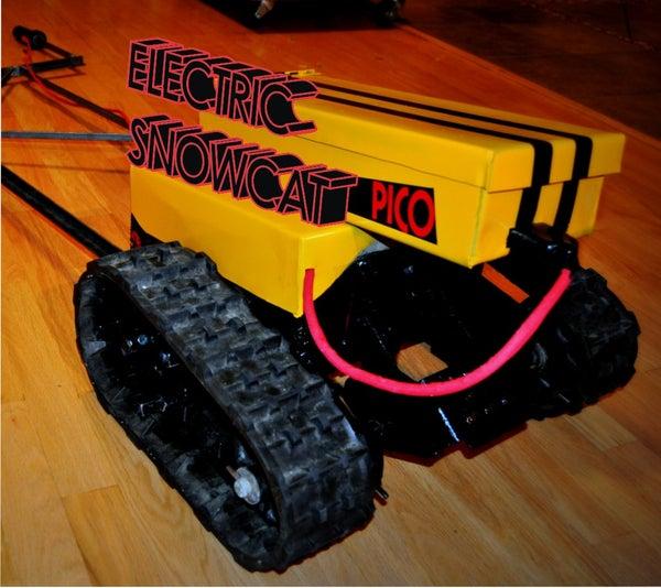 Electric Snowcat Pico