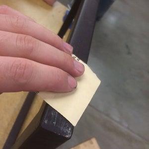 Acrylic Feet for the Base