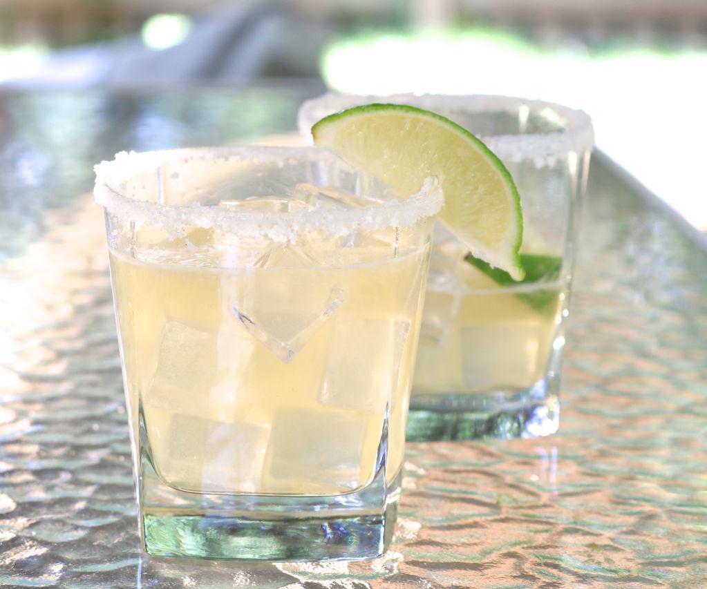 Grilled Margaritas
