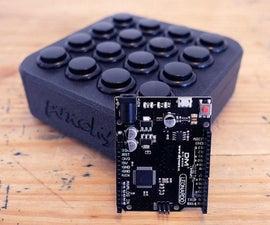 Building an Arduino MIDI Controller