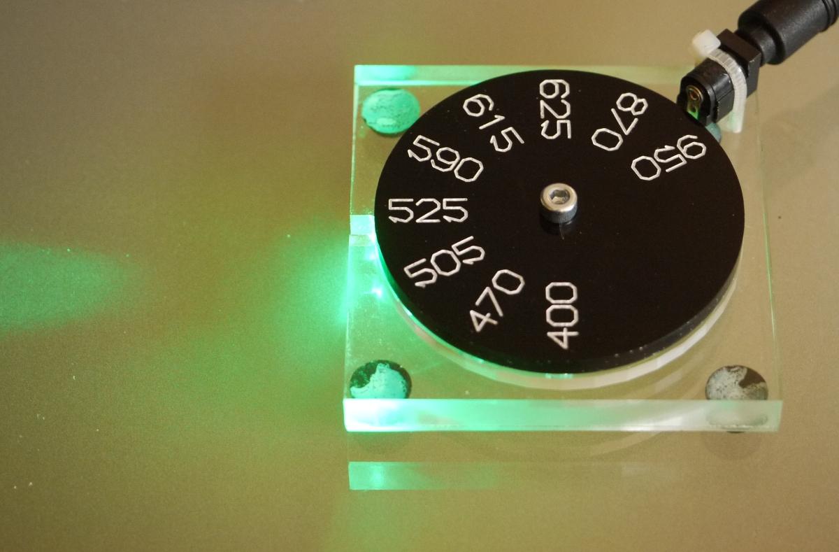 Spectrum light source