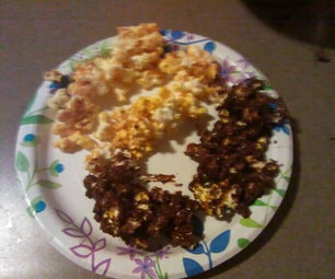 Chocolate and Honey Clusters