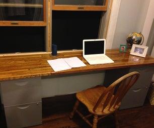 Red Oak  Desk
