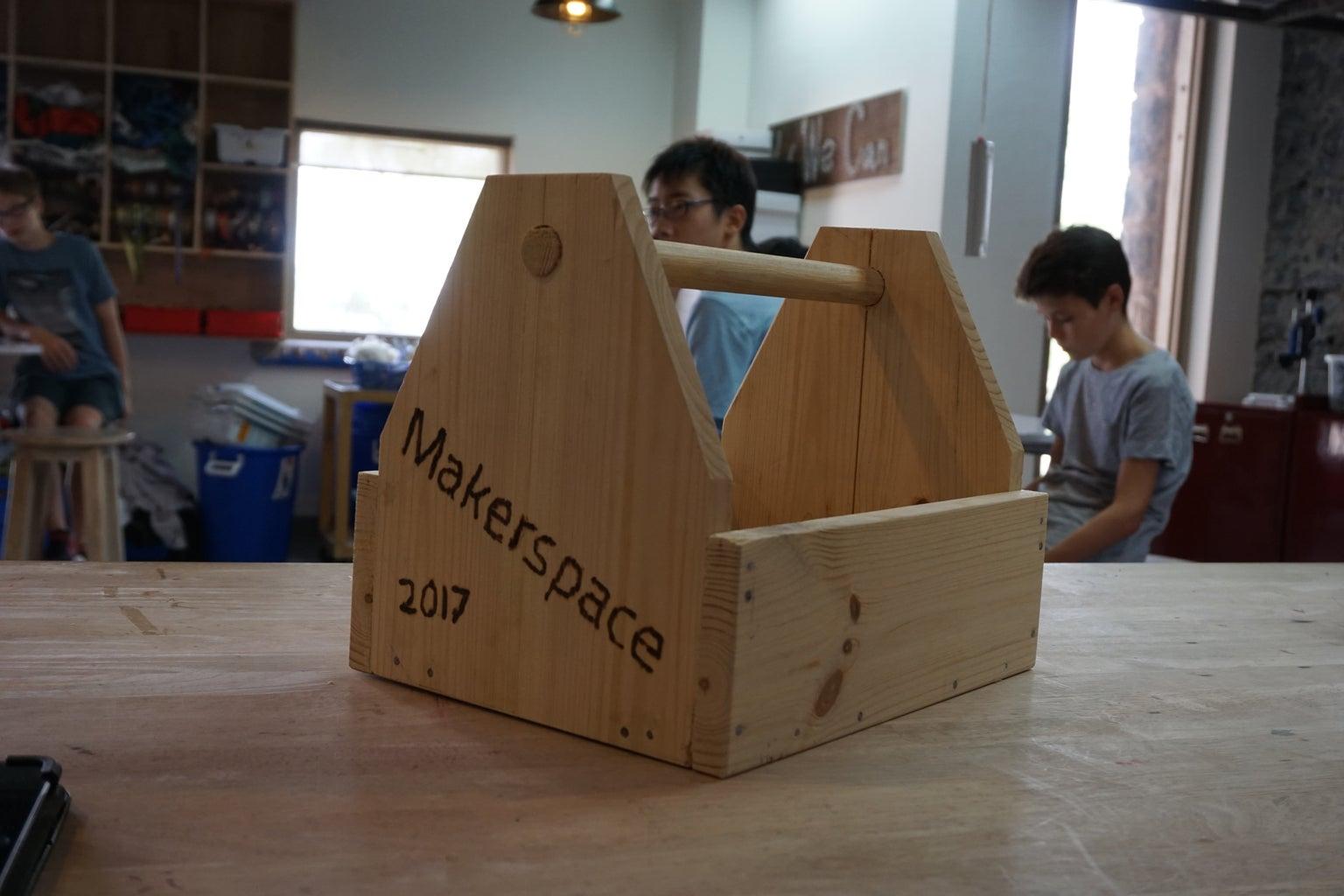 Makerspace Toolbox