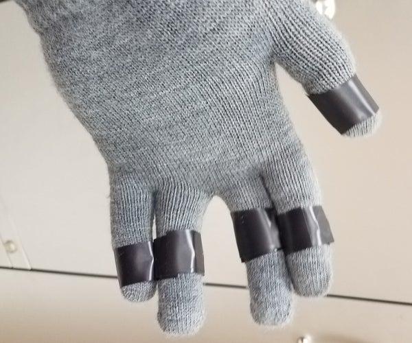 Rehabilitation Glove