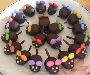 Cute Little Mice -with Vegan Option!!-