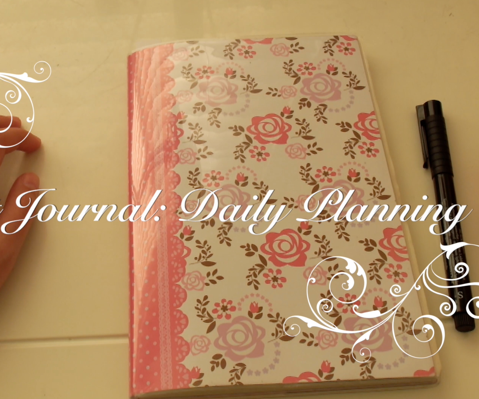 Bullet Journal Daily Planning