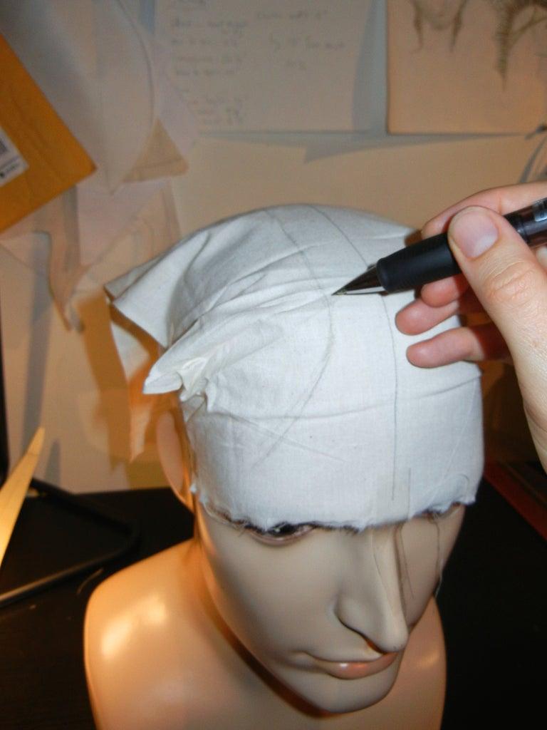 Mocking-Up the Headpiece
