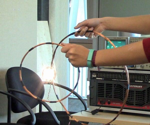 High-Range Wireless Power