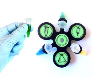 Lab Centrifuge Fidget Spinner