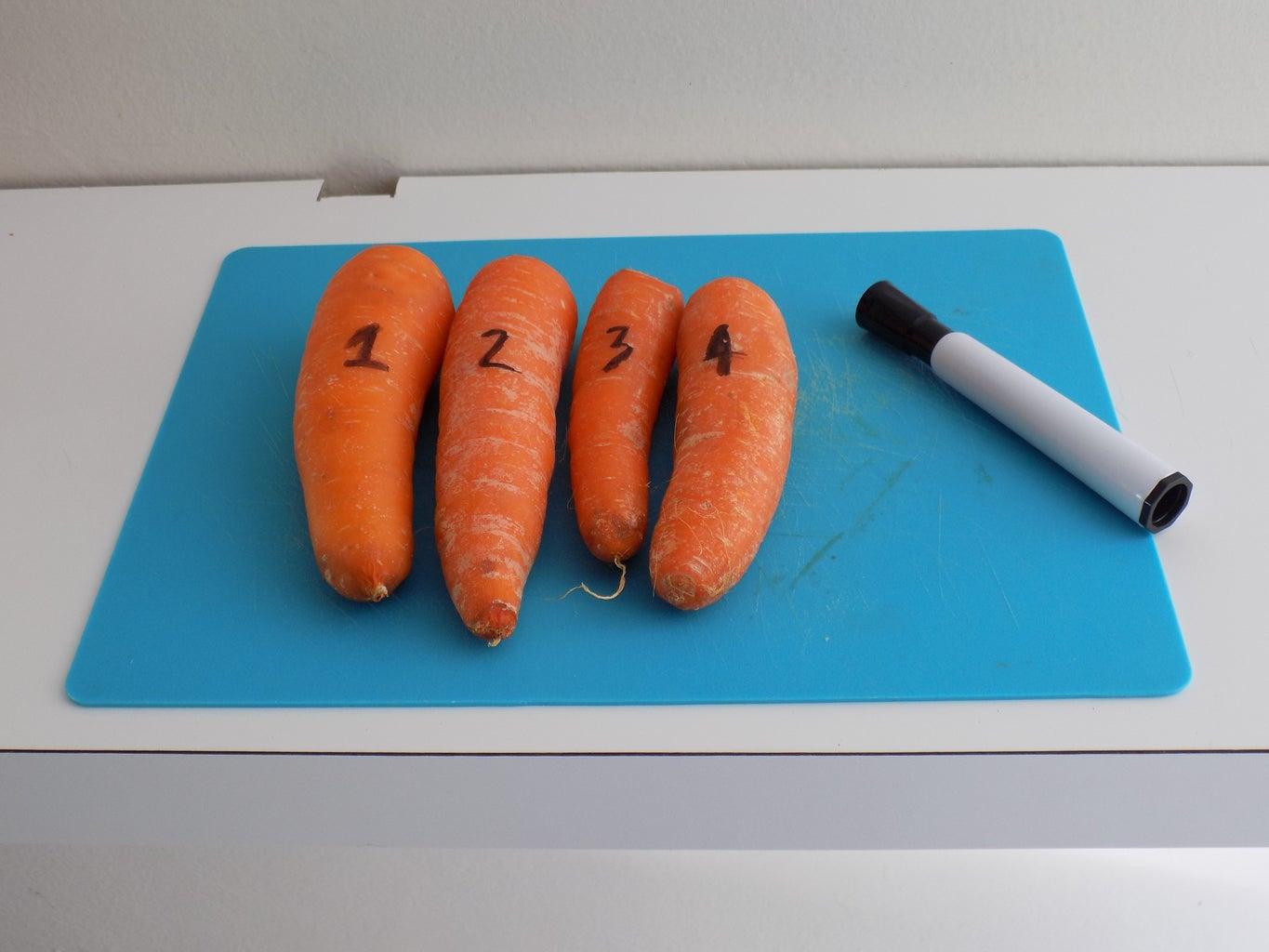 Step 2: Drill the Carrots