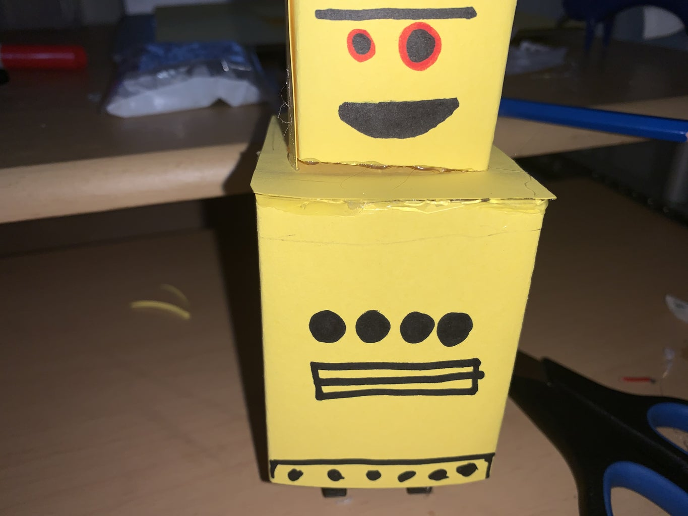 Decorate the Robot