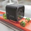 3D Printed Hot Wheels GoPro Car