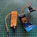 Monitoring Solar Panel Backup LiPo Bateries Using a Mosfet Transistor