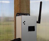 Sensors Box for Greenhouse
