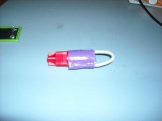 Super Glue Keychain