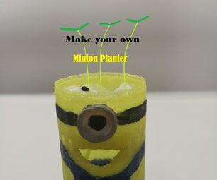 Minion Planter