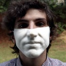 3D Printing a Mask of Your Own Face / 3D Printed Facemask