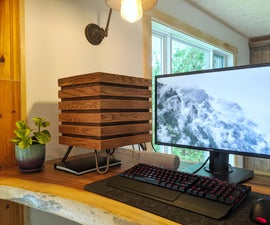 Minimalist Wood PC