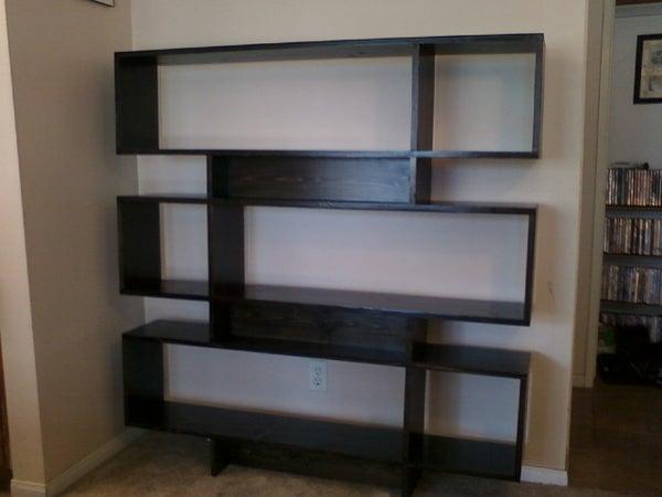 Modern Bookshelf